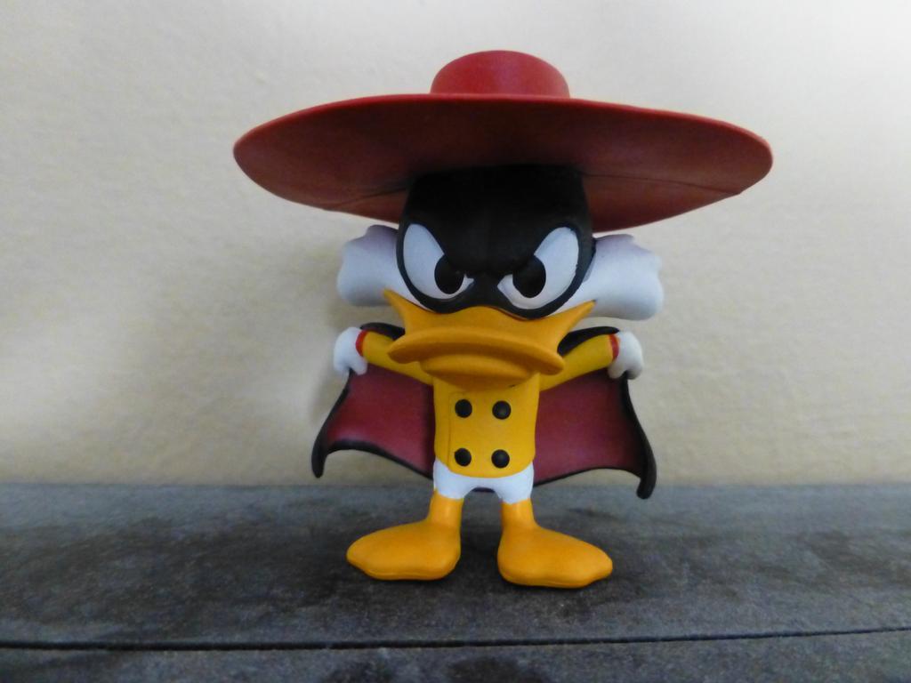 Disney Afternoon Mystery Mini   NegaDuck by LionKingRulez on 1024x768