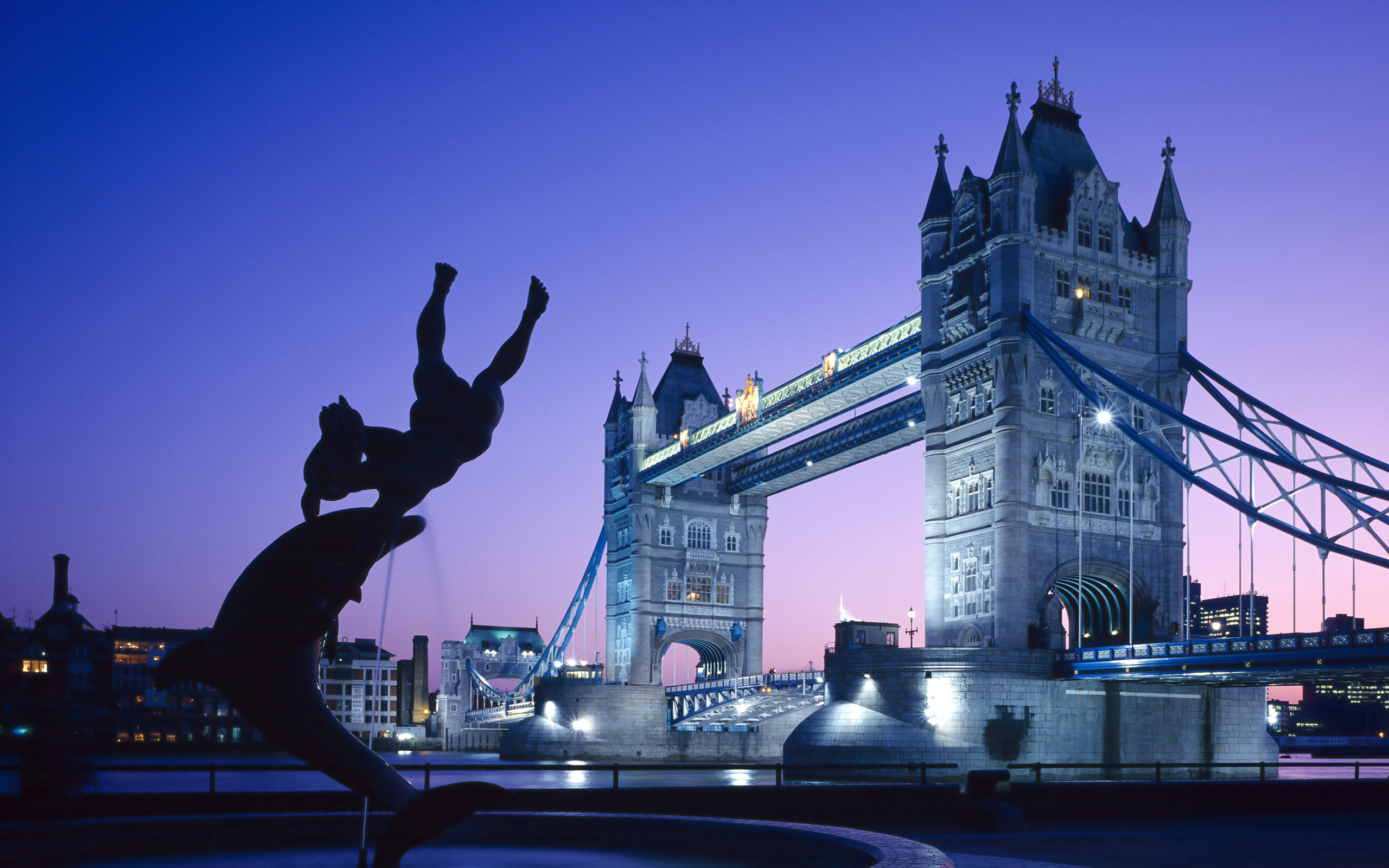 Download London Tower Bridge Wallpaper pictures in high 2560x1600