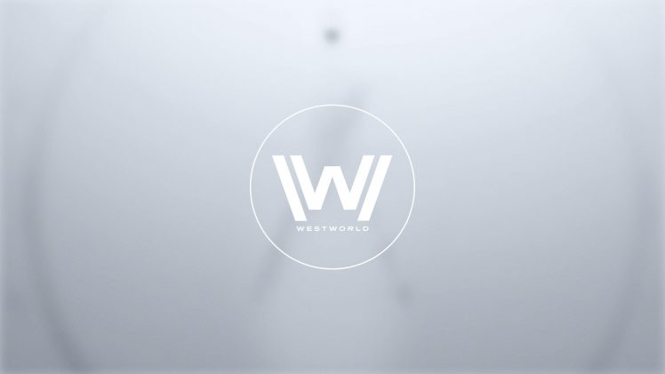 westworld Logo Tv series HBO Wallpapers HD Desktop 748x421