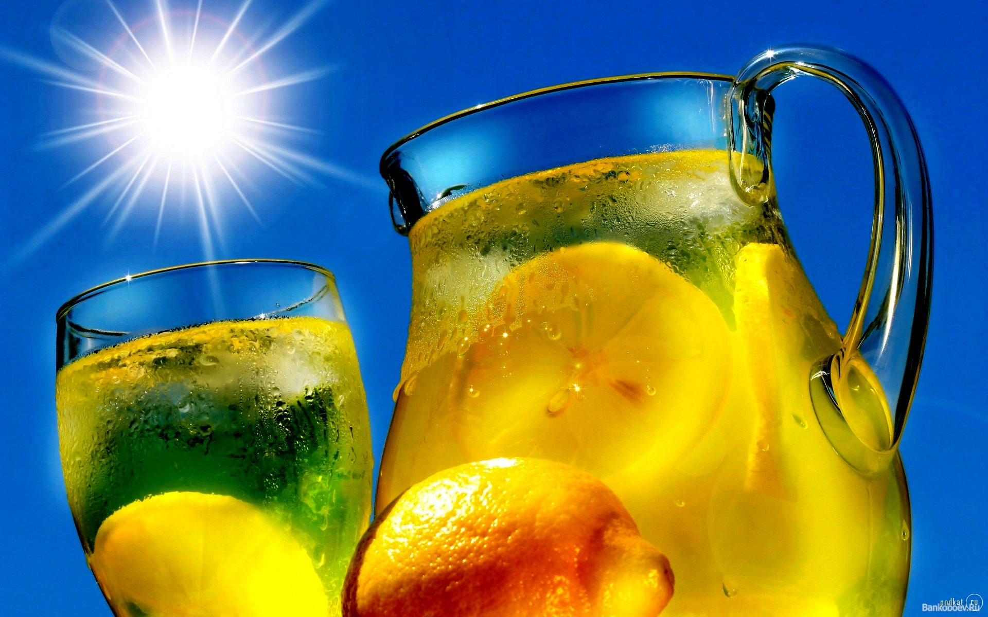 Lemon Juice Wallpaper ImageBankbiz 1920x1200