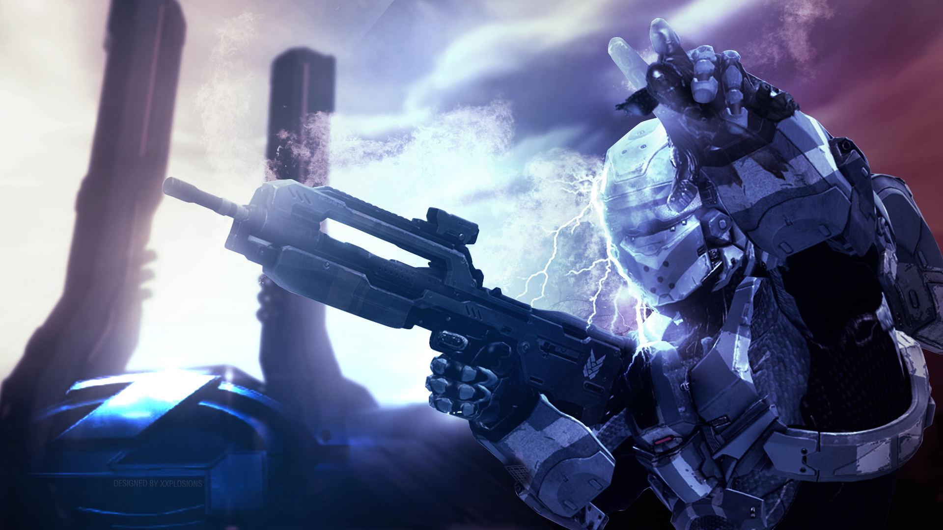 Whats Up Halo 4 Desktop Wallpaper Page 1 of 1 1920x1080
