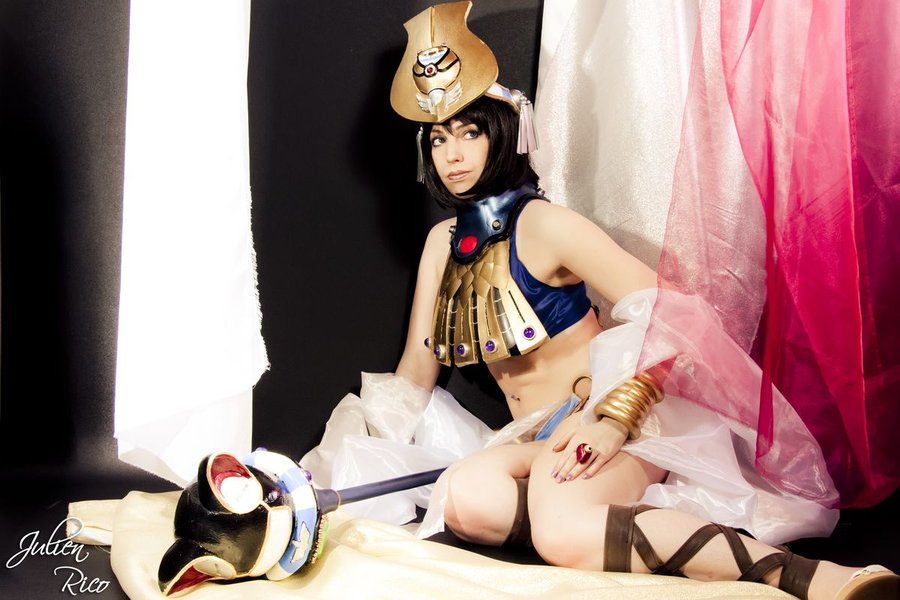 Menace queens blade 2 by Shoko Cosplay 900x600