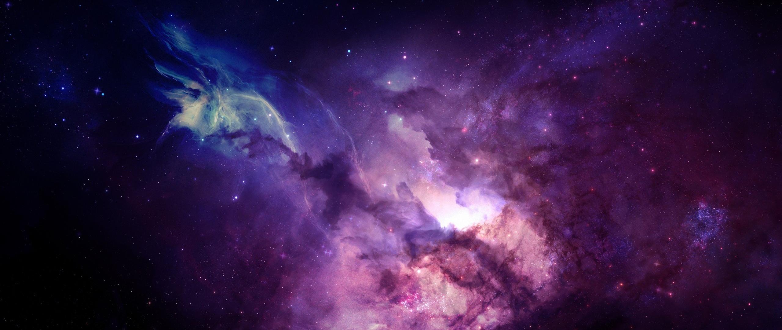 Download Wallpaper 2560x1080 space flight sky shadow 2560x1080 219 2560x1080