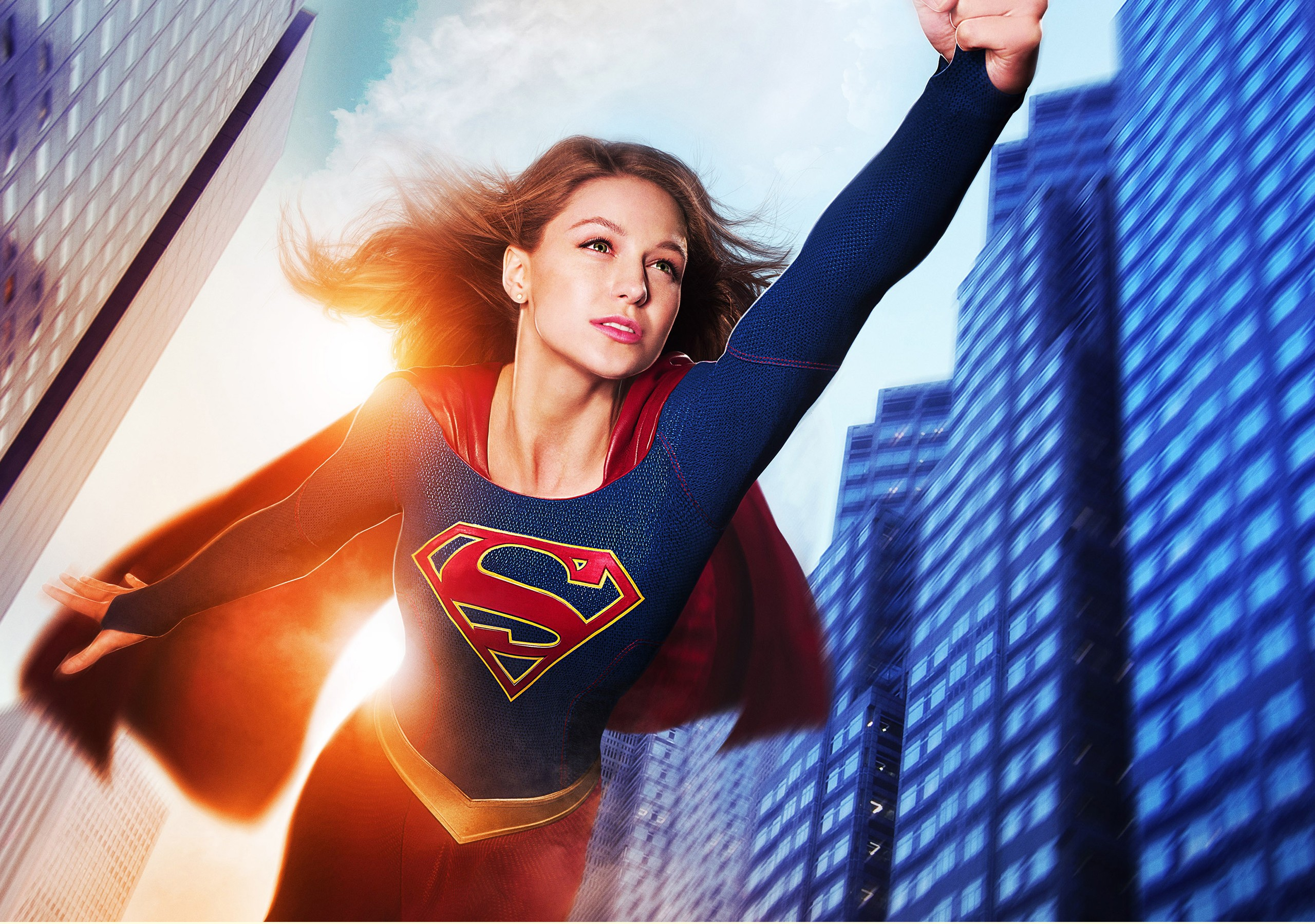 Supergirl Melissa Beno...
