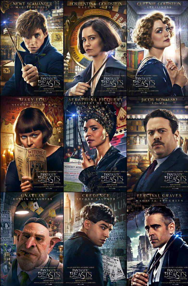 Essence38154 images Fantastic Beasts and Where to Find Them HD 782x1190