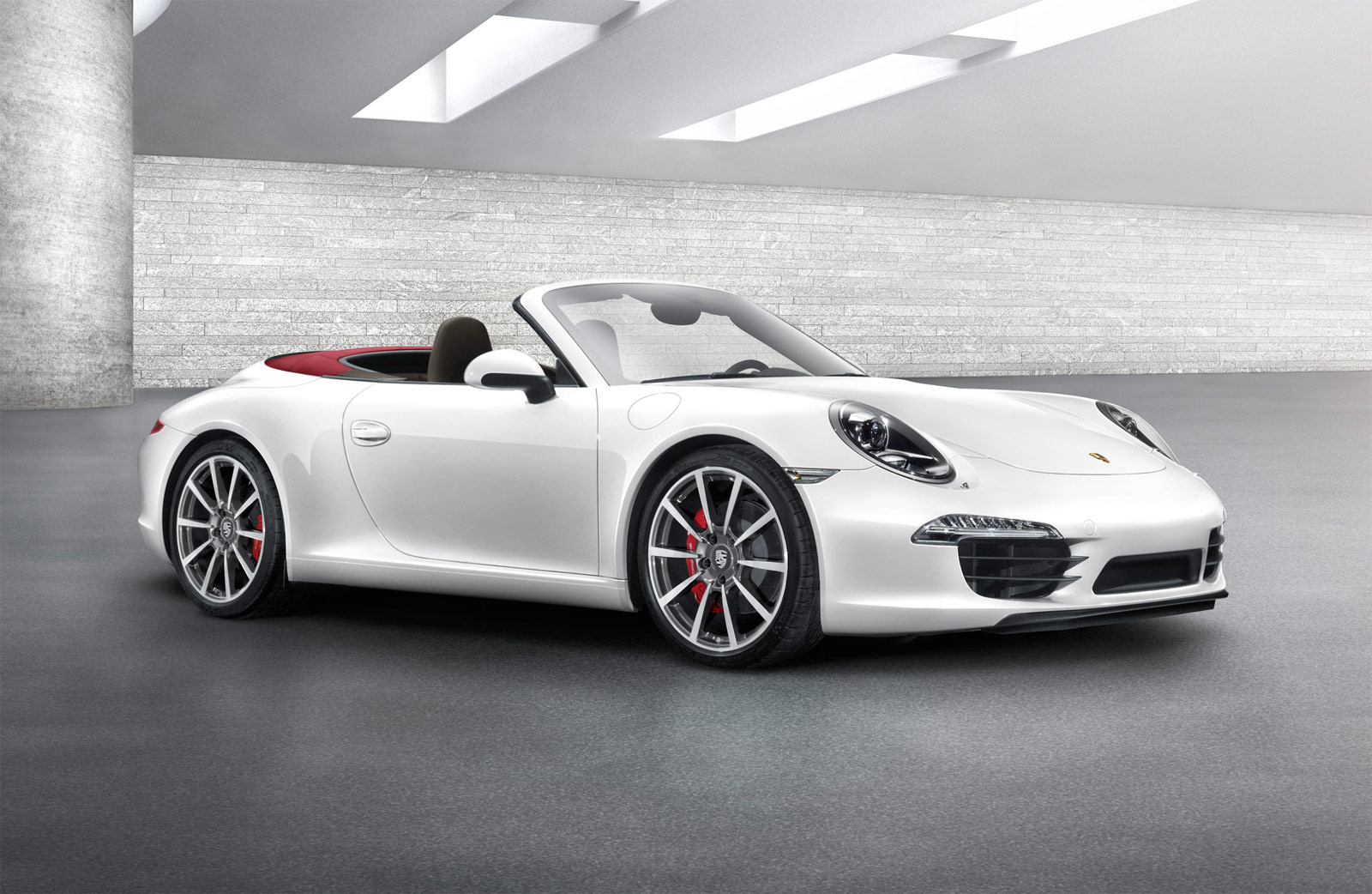 PORSCHE 911 CARRERA S CABRIOLET Photos Images and Wallpapers 1600x1042