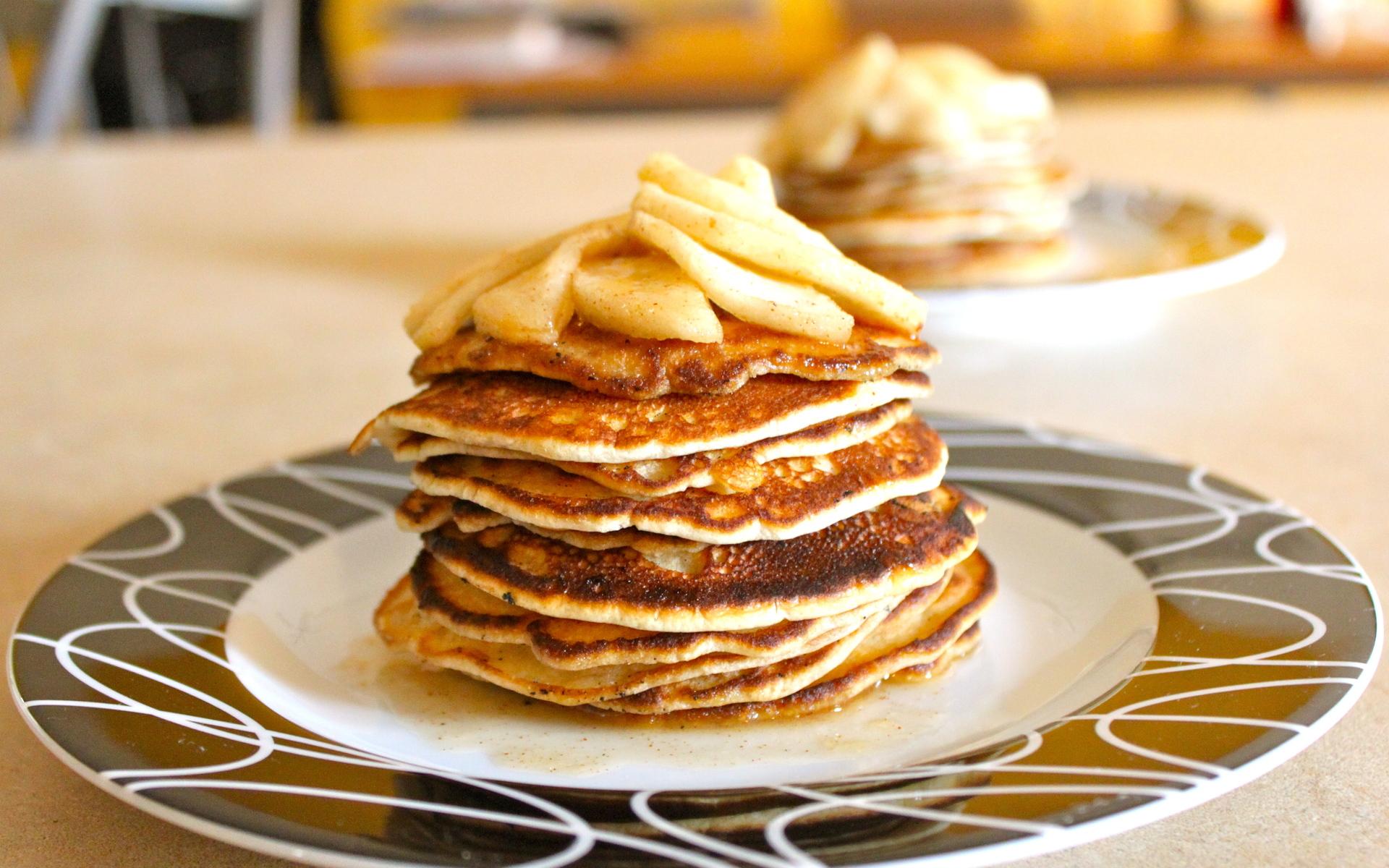 Beautiful Pancakes wallpaper 1920x1200 23858 1920x1200