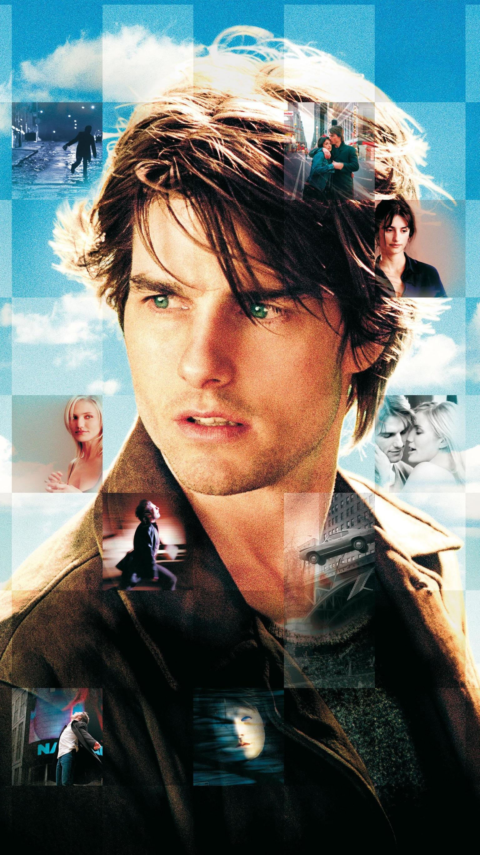 Vanilla Sky 2001 Phone Wallpaper Moviemania 1536x2732