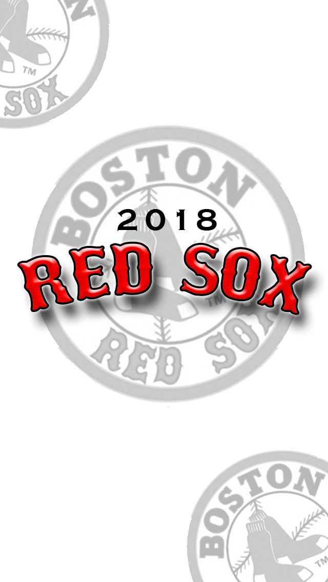 Boston Red Sox 2018 iphone wallpaper Sports Red sox baseball 640x1136