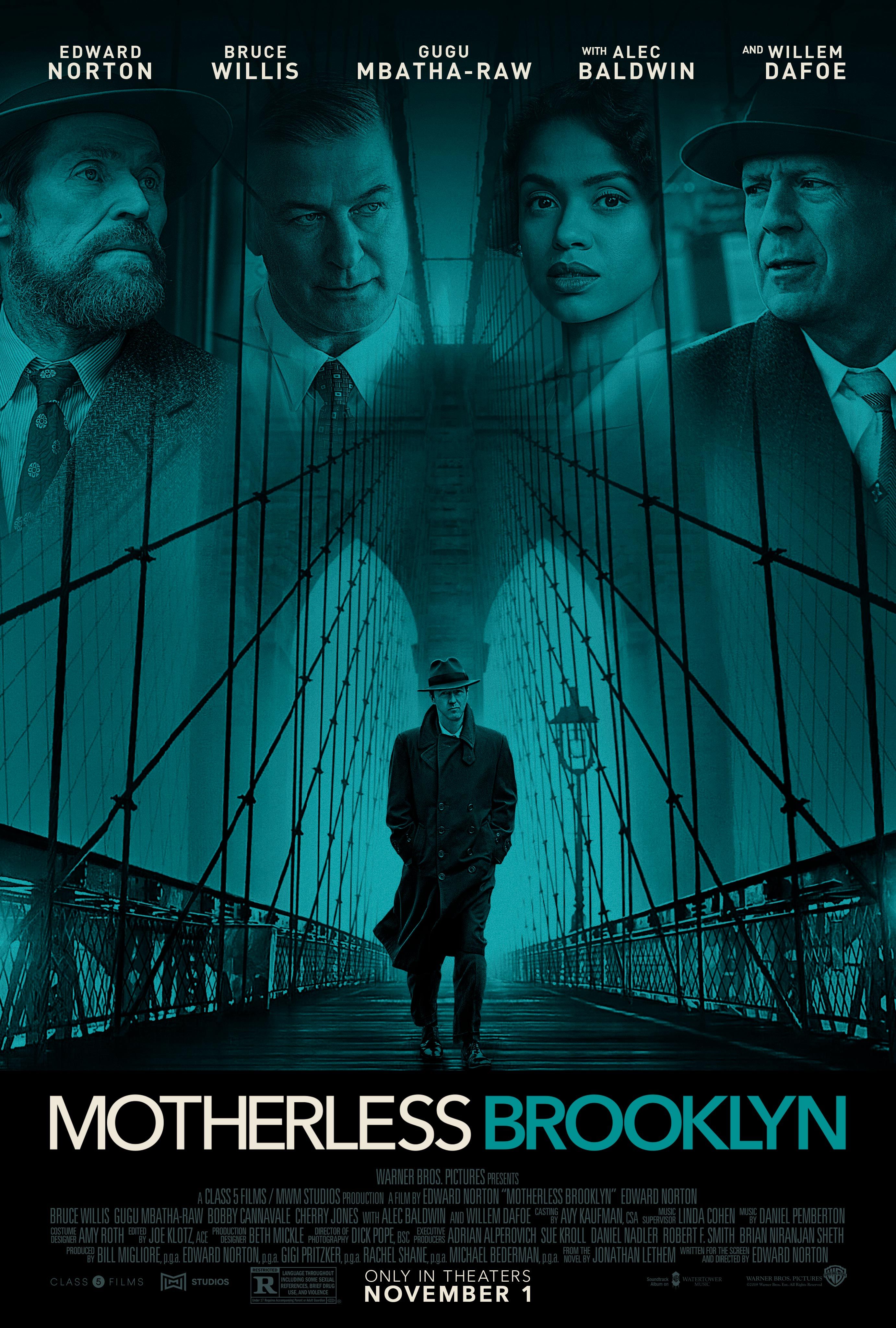 Motherless Brooklyn 2019   IMDb 2764x4096