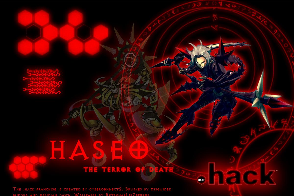 hack GU Haseo Wallpaper by RetrenarLeiZephros 1200x800