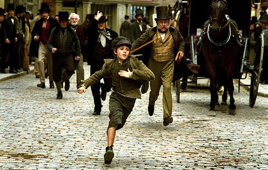 World Cinema Review Frank Lloyd Oliver Twist David 550x349