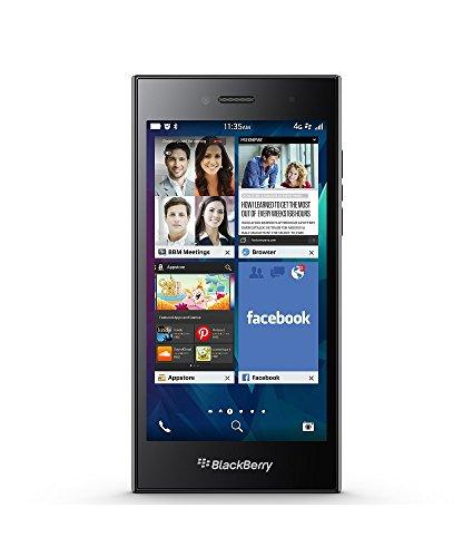 BlackBerry Leap UK SIM  Smartphone Shadow Grey 0 416x500