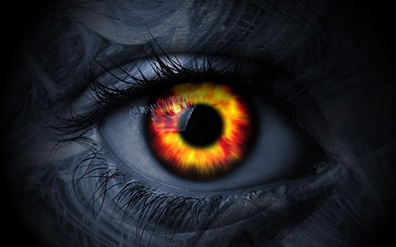 New Art Funny Wallpapers Jokes Horror Eyes Evil Eye Wallpapers 1440x900