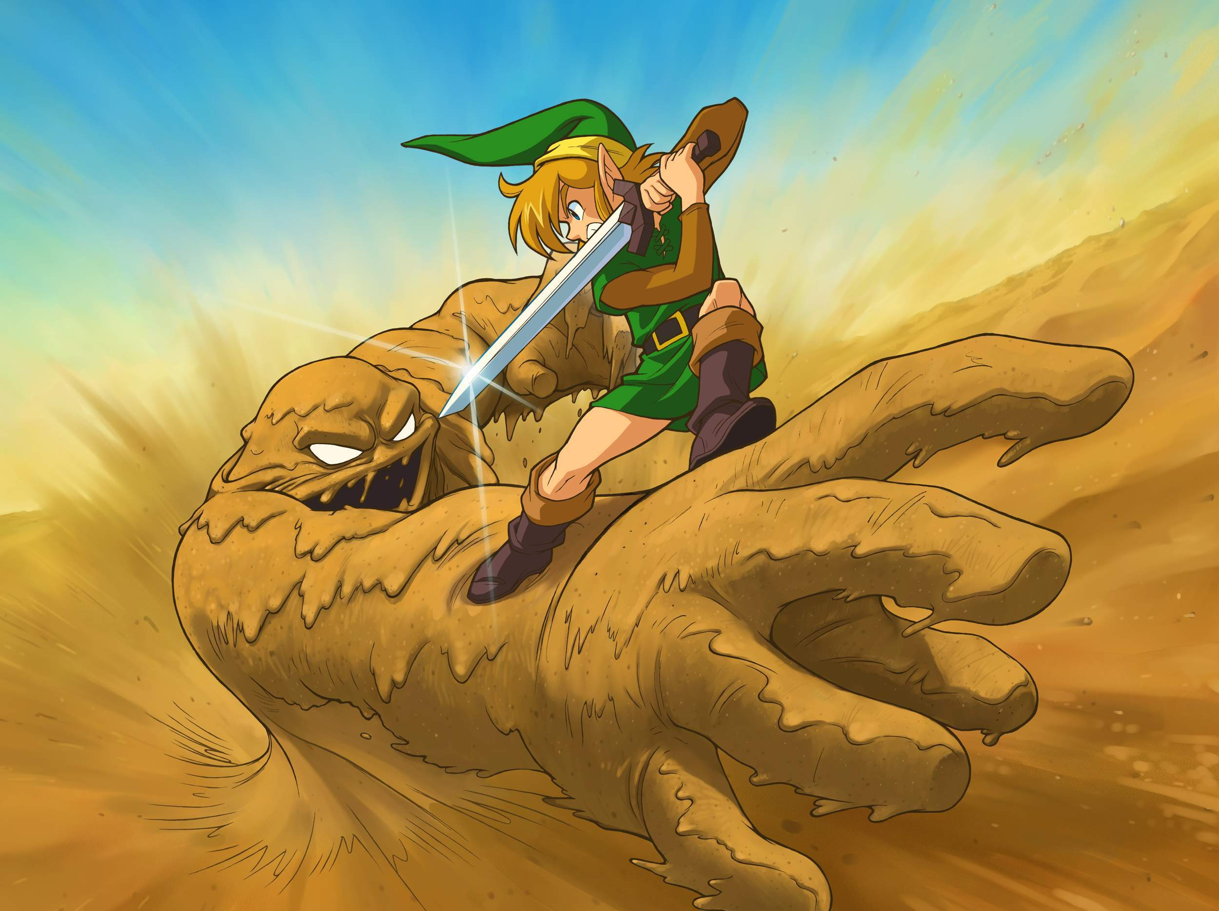 39 The Legend of Zelda A Link to the Past HD Wallpapers 2500x1870