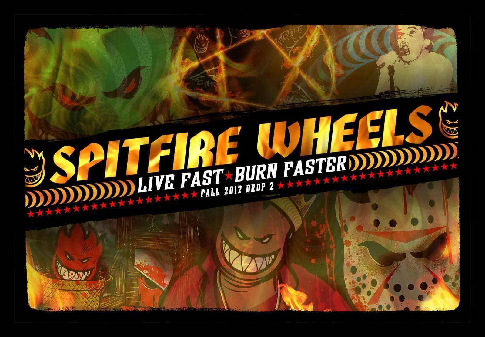 Spitfire Wheels Wallpapers 1600x1111