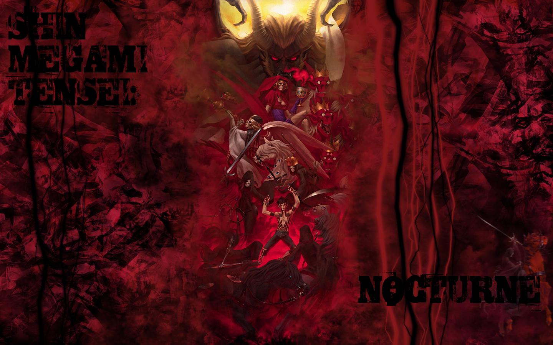 Free Download Shin Megami Tensei Nocturne Wallpaper Nocturne By