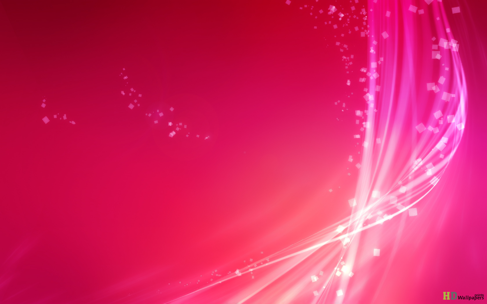 Pink Background HD Wallpaper 1680x1050