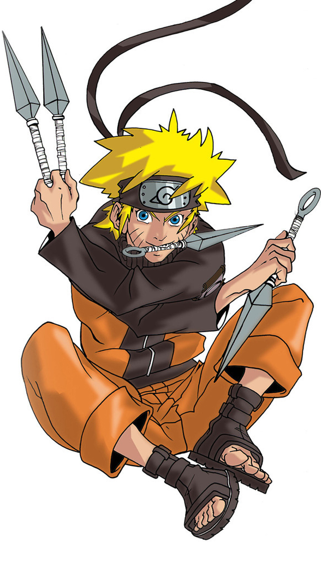 Naruto HD Wallpapers for iPhone 5 and iPod touch HD Wallpapers 640x1136