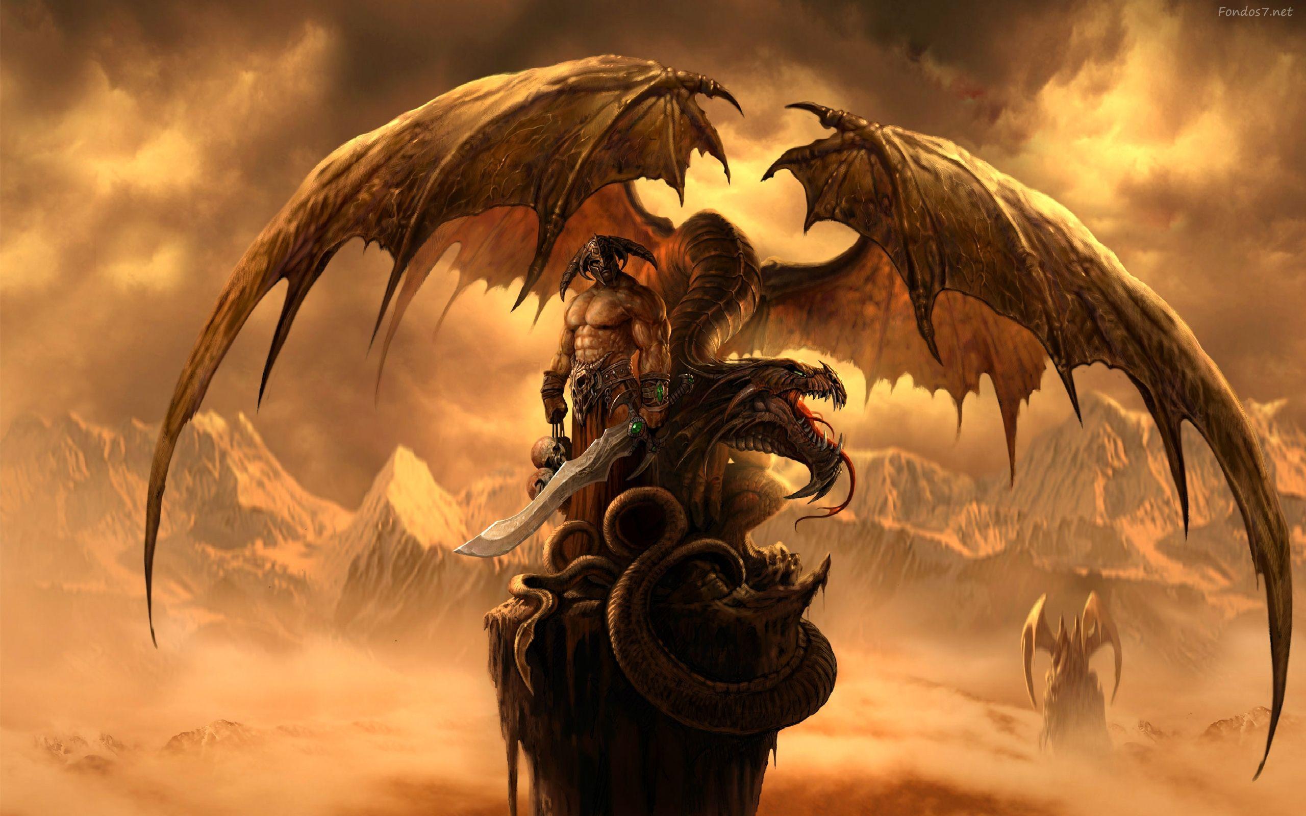Nature Angeles Y Demonios Hd Dragones Chinos Im Genes Mil 2560x1600