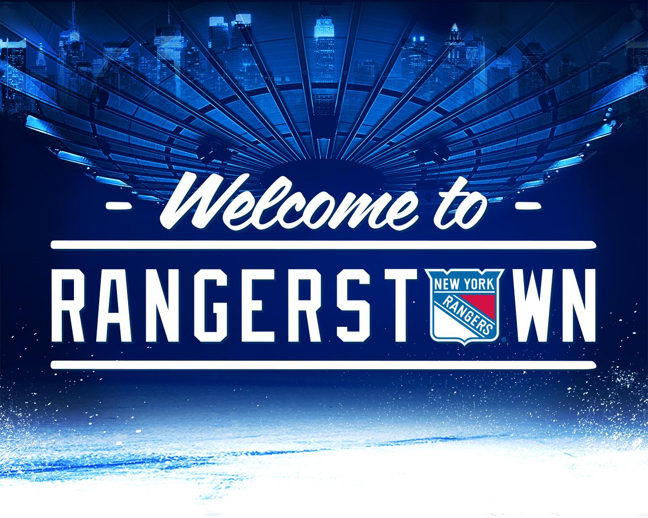 New York Rangers wallpaper 1440x900 54068 1280x1024