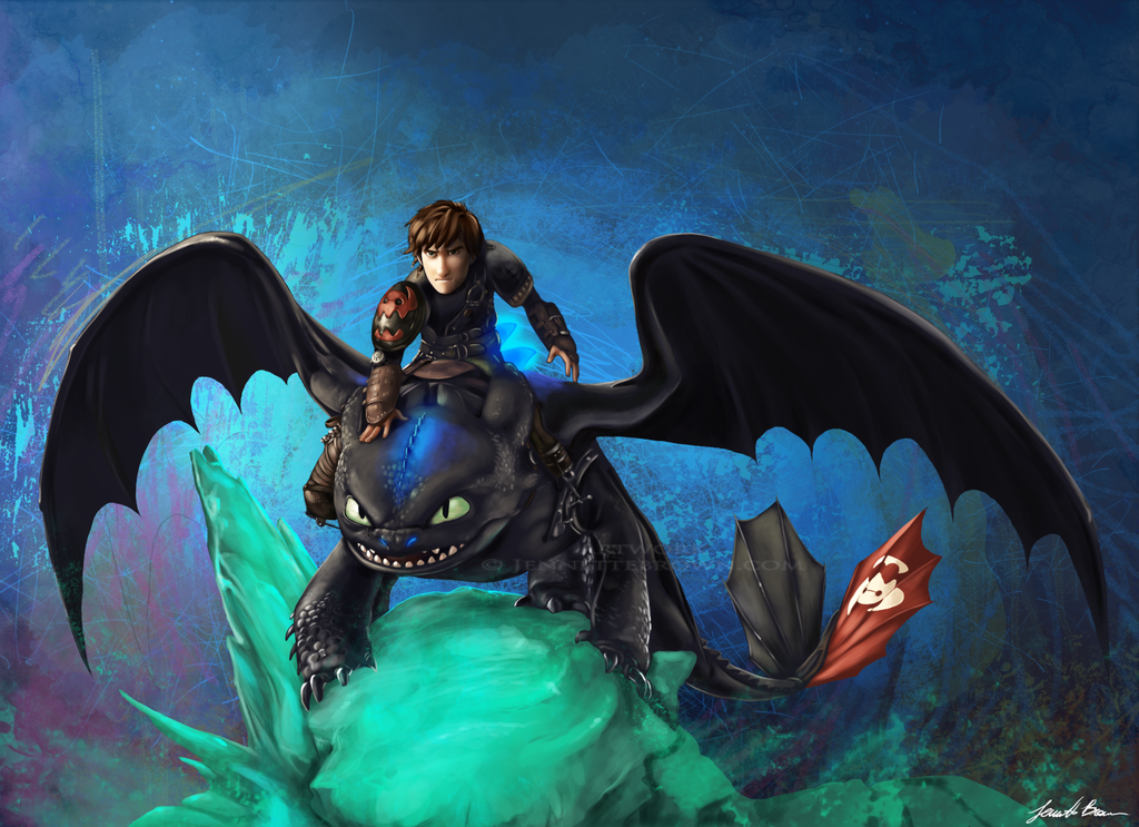 Alpha Toothless Wallpaper The alpha protects them all by 1024x743