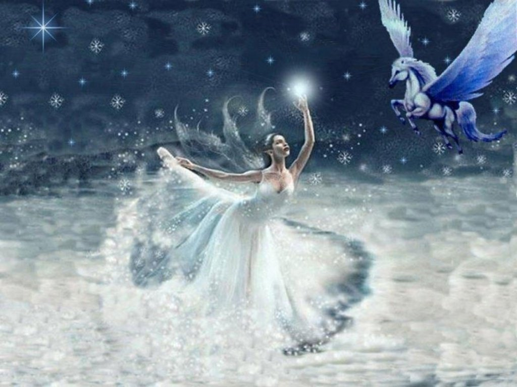 August 2012 Fairy Background Wallpapers 1024x768