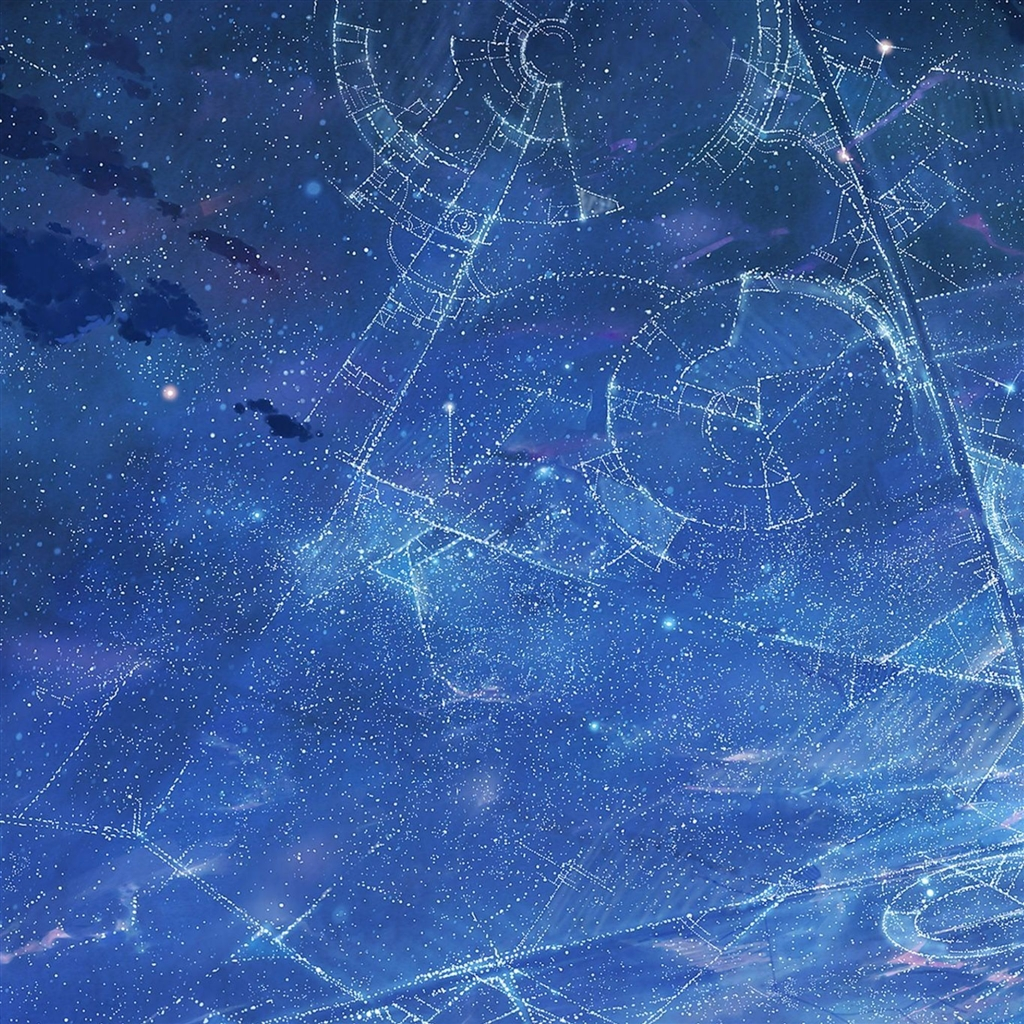 50 Ipad Air Wallpapers In High Definition For Free Download: Constellations Wallpaper