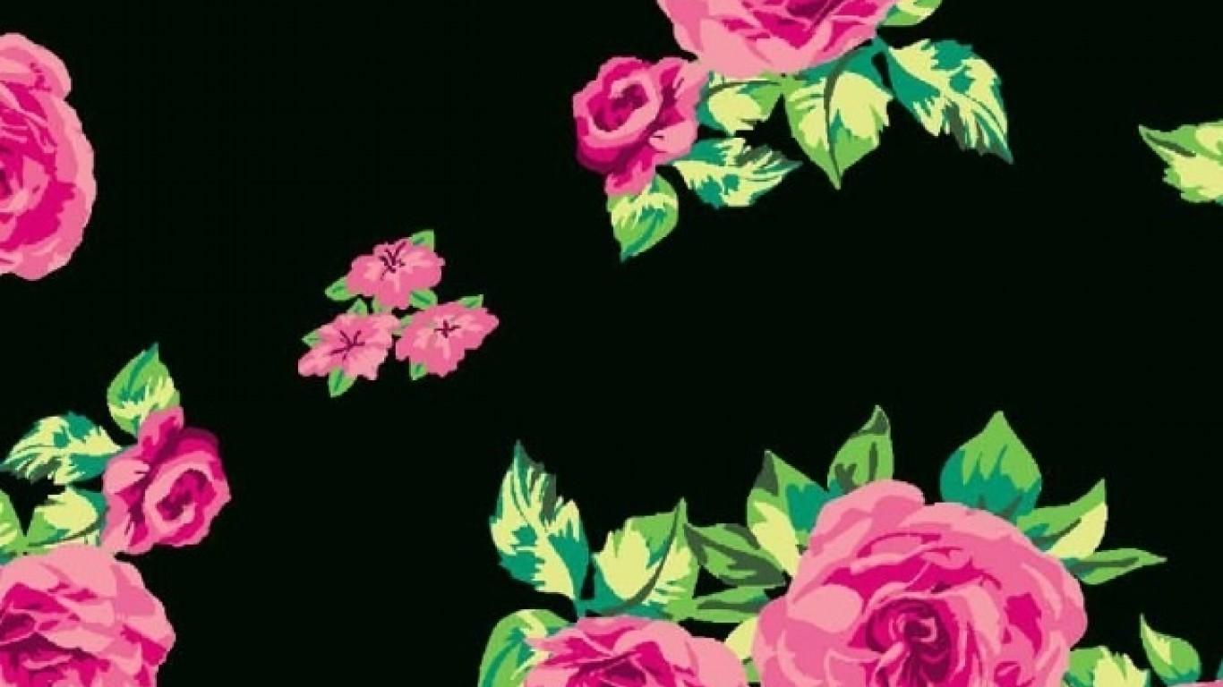 Victoria Secret Pink Wallpaper   Wallpaper HD Wide 1366x768
