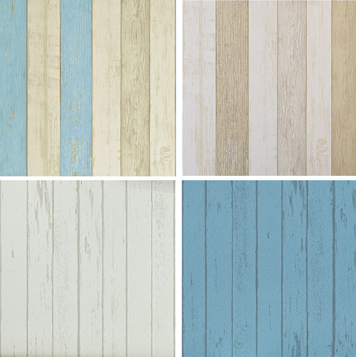 Vingtage Wood Panel wallpaper retro wall paper Wood Wallpaper roll 735x737