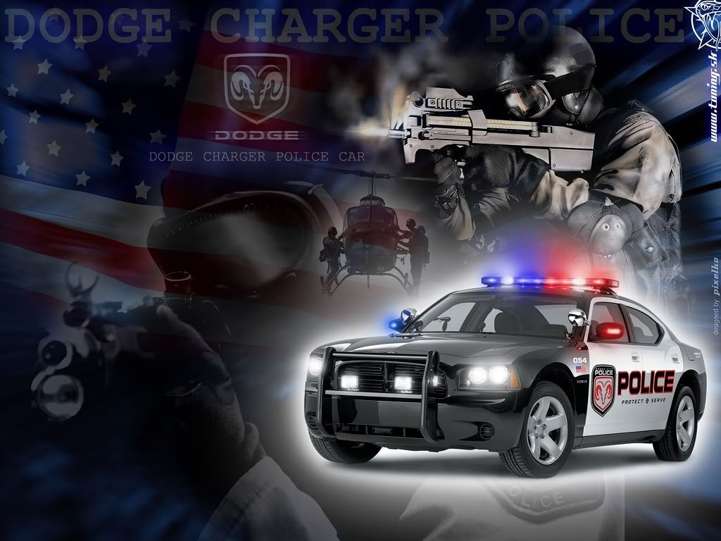 Police Wallpaper | Police Desktop Background: