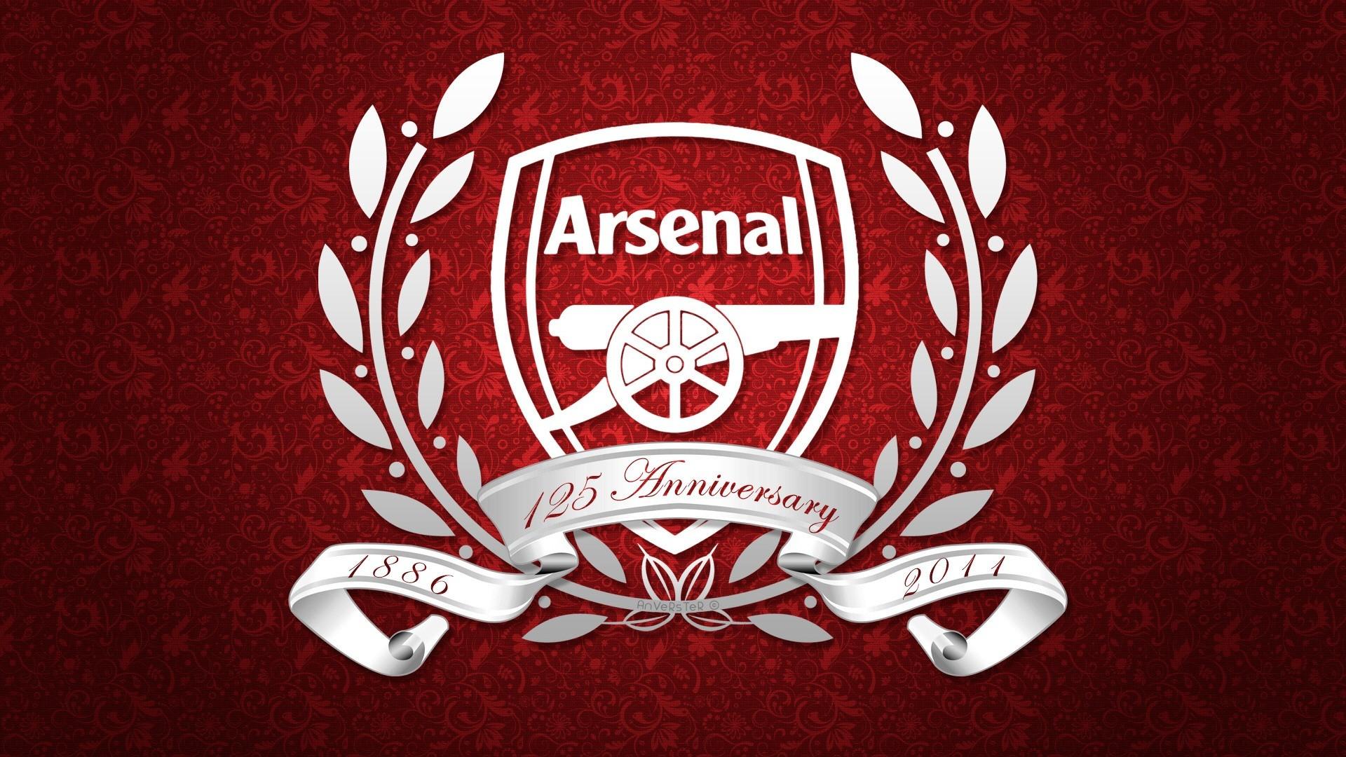 Arsenal Football Logo HD Wallpaper of Football 1920x1080