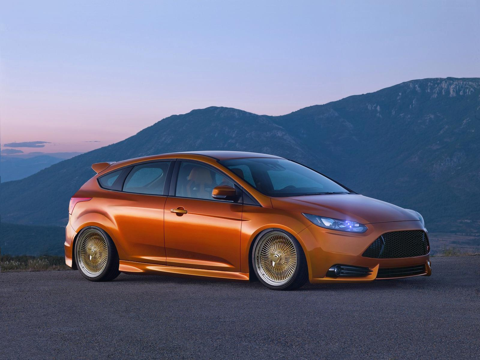 Ford Focus ST 2012 1600x1200 wallpaper 0a 1600x12001 1600x1200