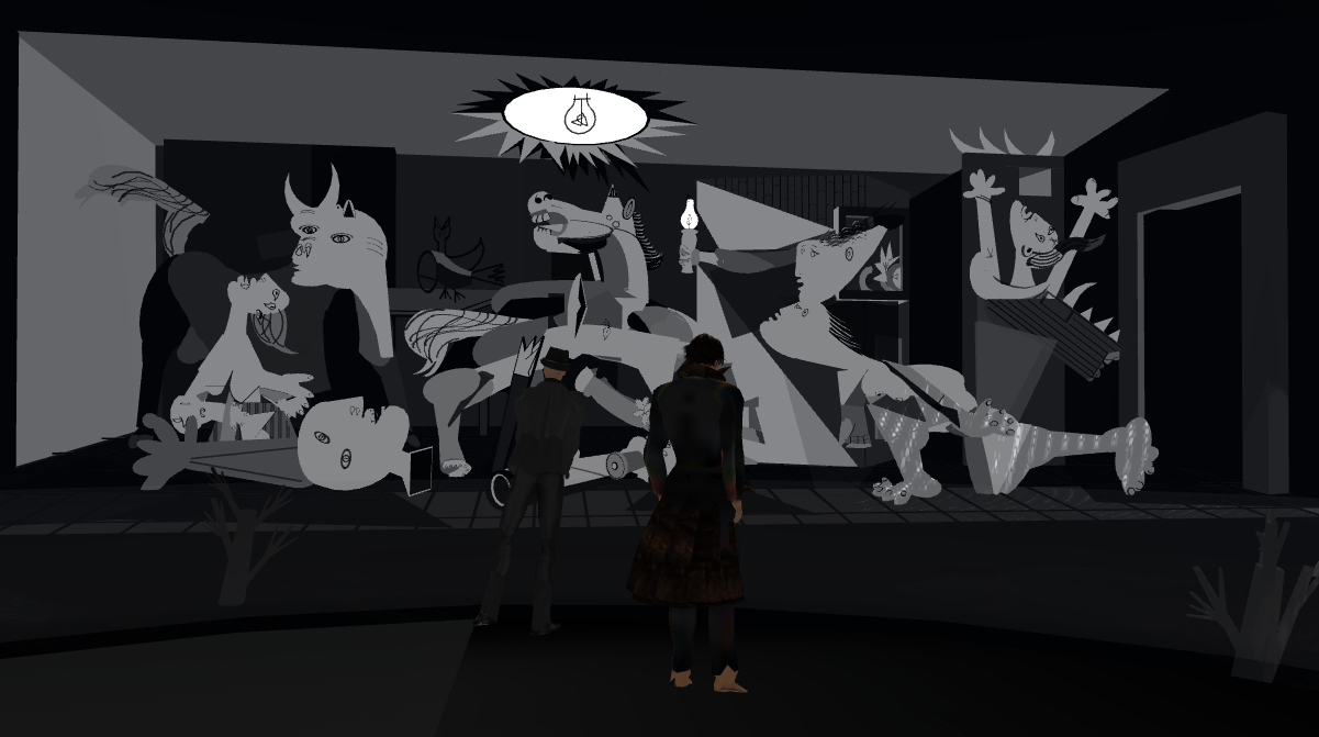 Related Pictures guernica 1937 by pablo picasso wallpaper 1201x671