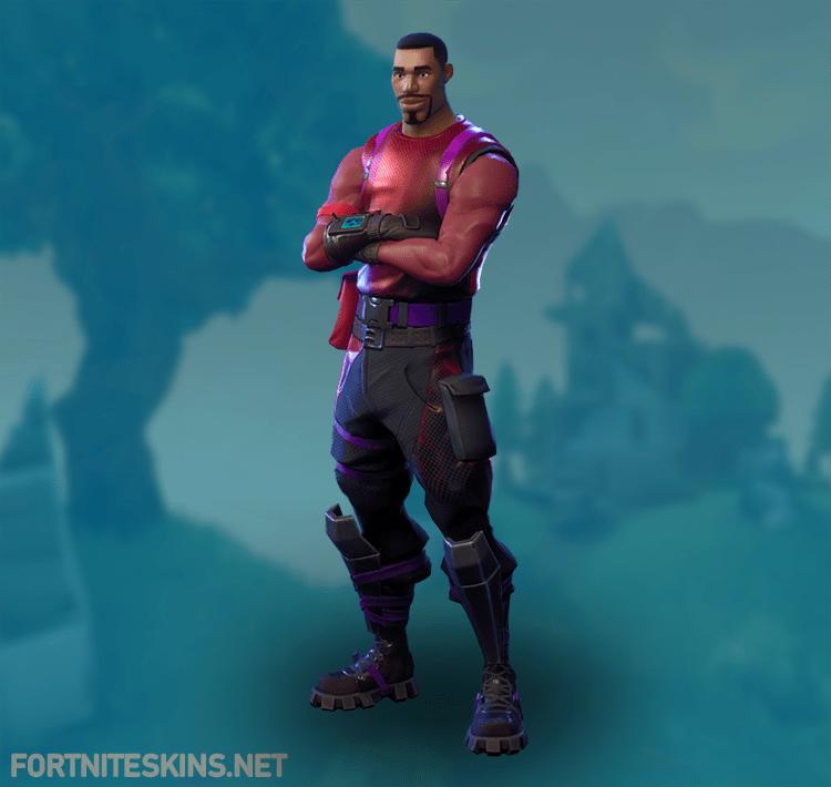 Radiant Striker Fortnite Outfits Pinterest Battle Epic 750x710