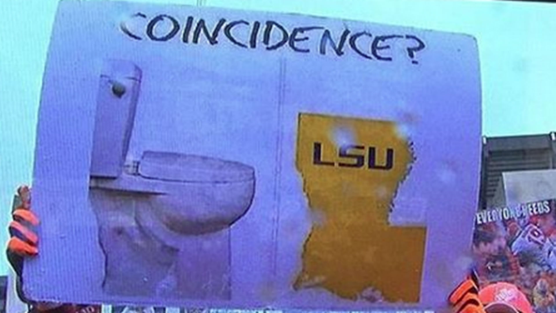 Alabama fans disappoint with College GameDay signs Sporting News 1920x1080
