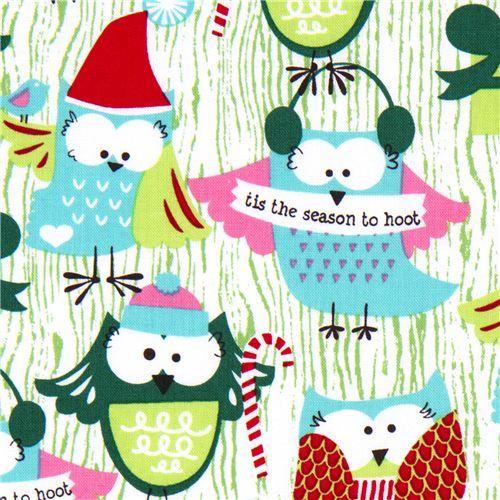 Free Owl Christmas Wallpaper Wallpapersafari