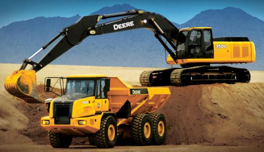 John Deere Excavator Wallpaper | www.pixshark.com - Images ...