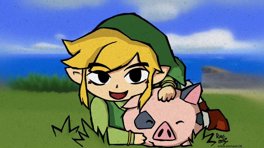 Toon Link Wallpaper By Racuun HD Walls Find Wallpapers 900x506