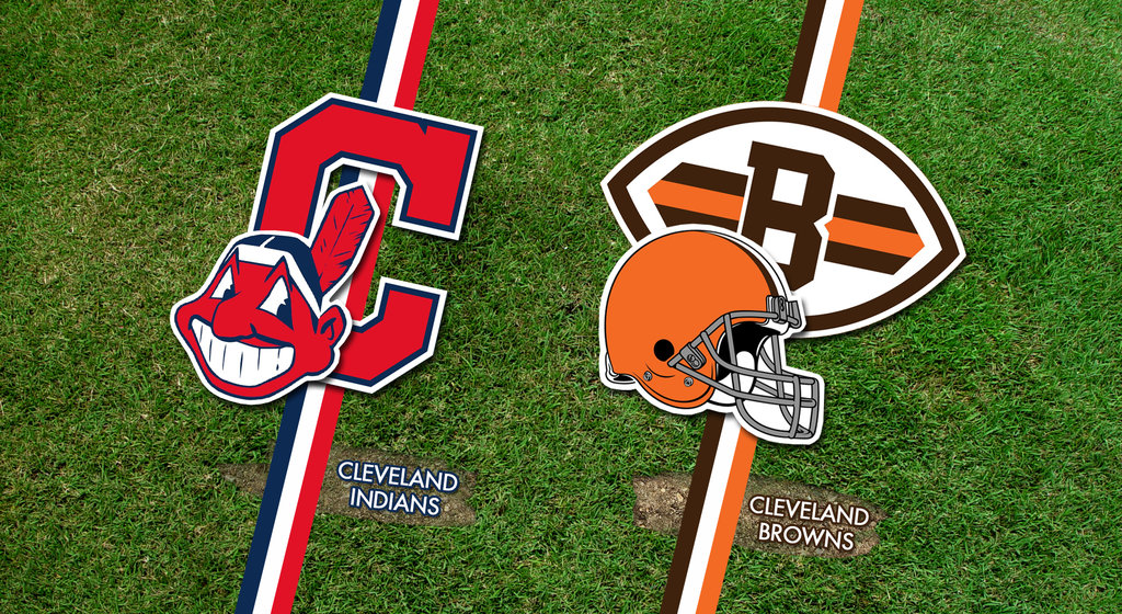 Cleveland Browns and Indians Wallpaper by rsholtis 1024x560