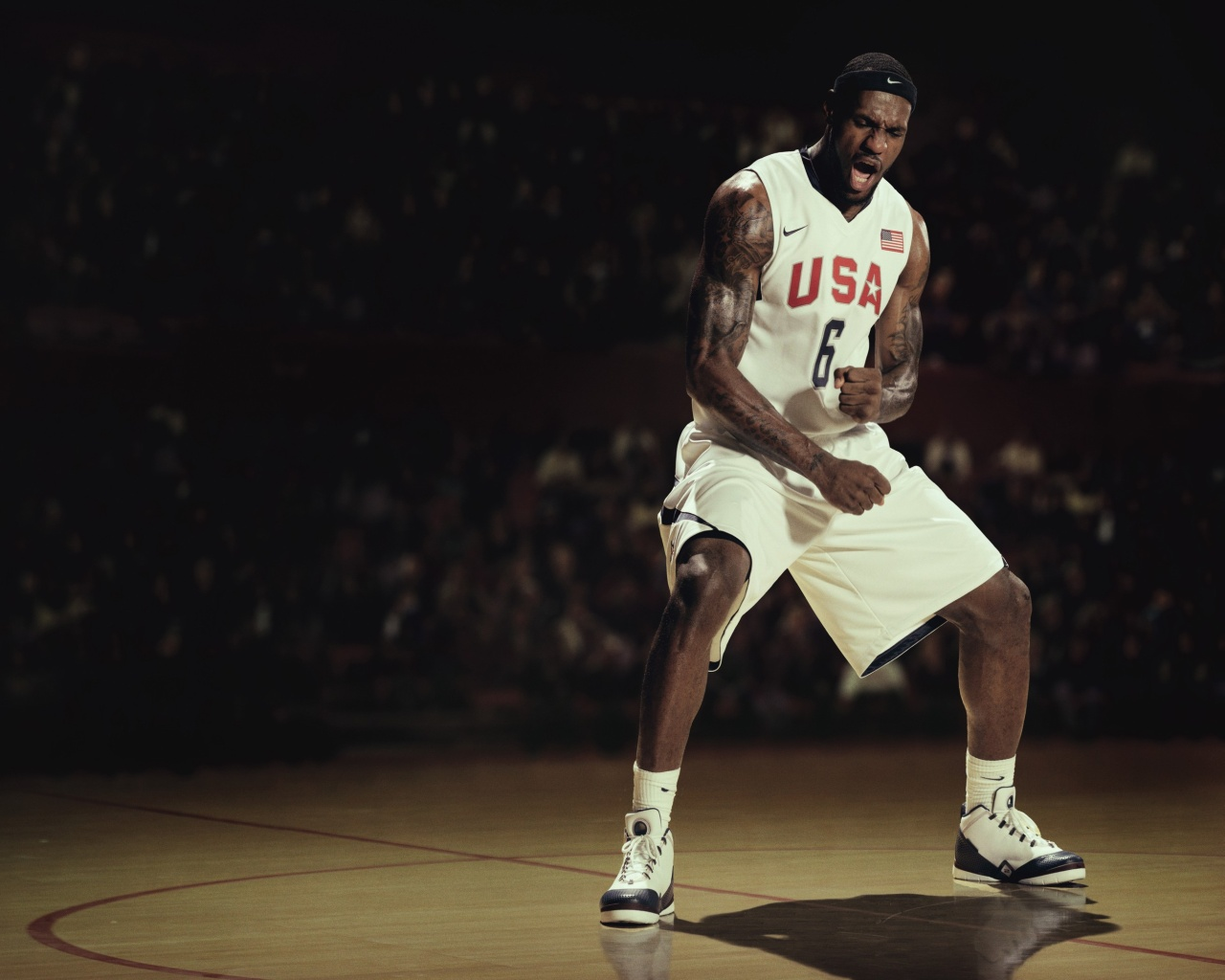 Lebron James HD NBA Basketball Wallpapers Download Wallpapers in 1280x1024