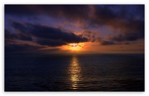 Beach Scene Sunset 5 HD wallpaper for Standard 43 54 Fullscreen UXGA 510x330