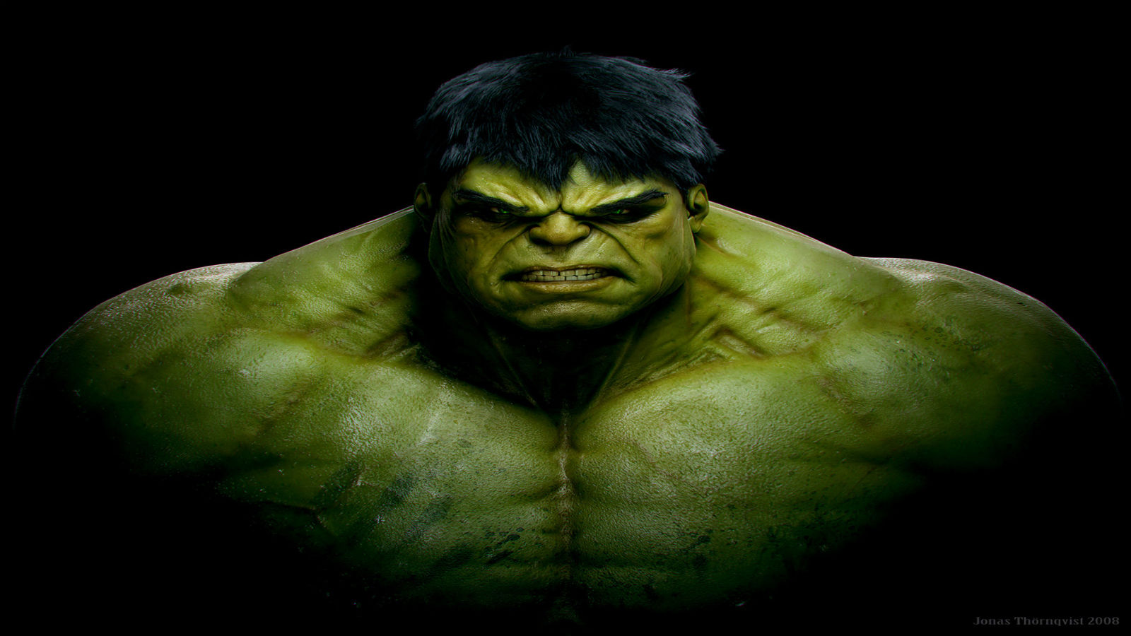 The Hulk HD Wallpapers HD Wallpaper for PC 1600x900