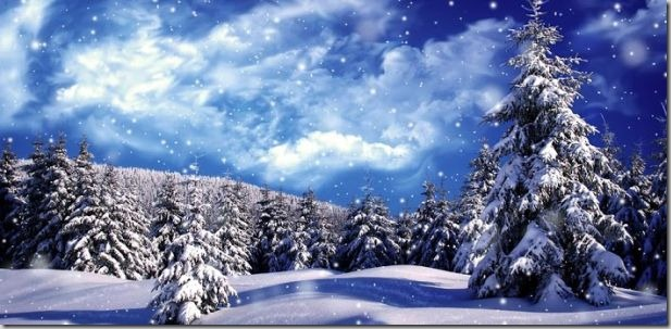 Live Winter Wallpapers For PC