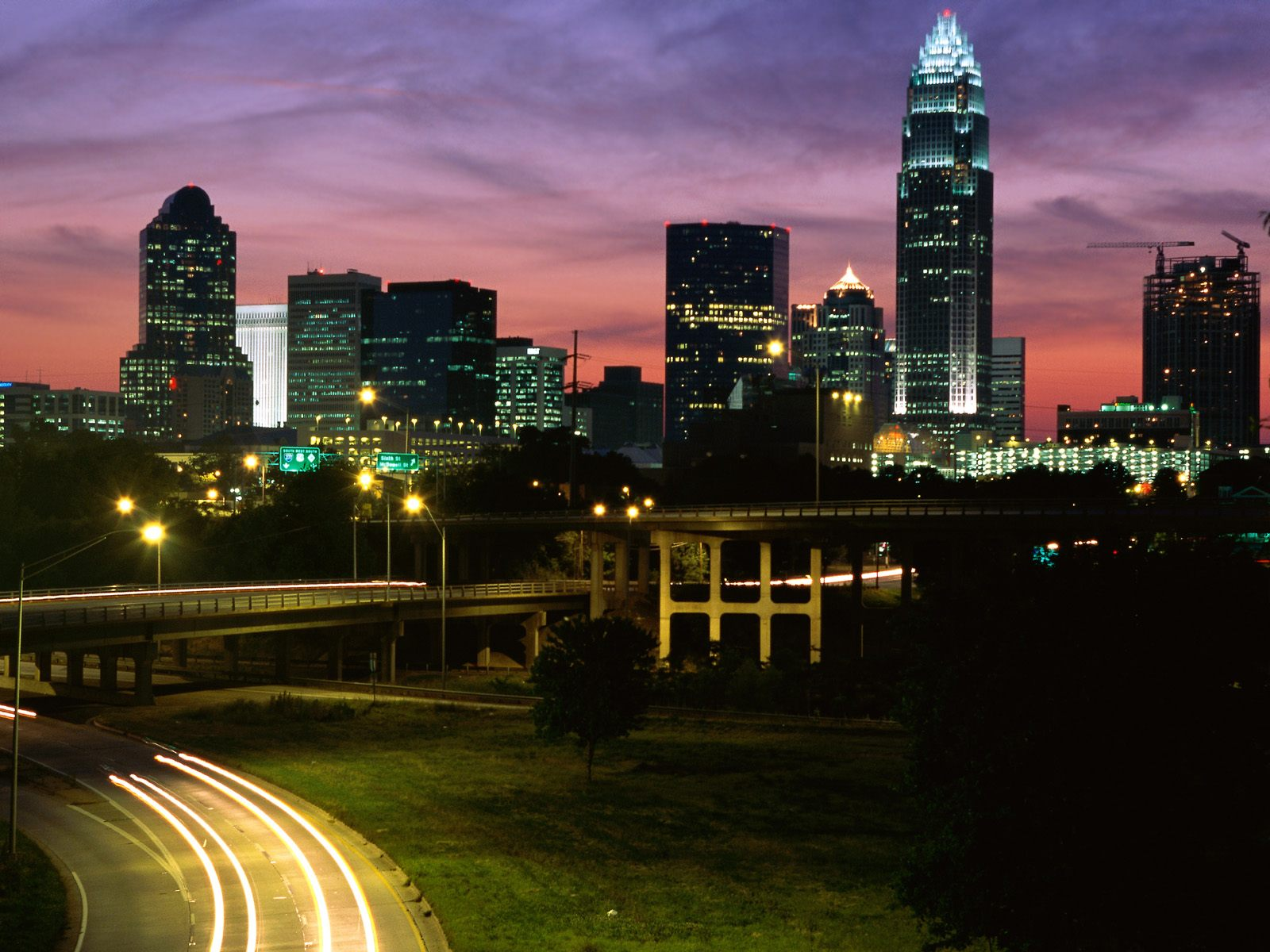 Charlotte North Carolina   Cool Backgrounds and Wallpapers 1600x1200