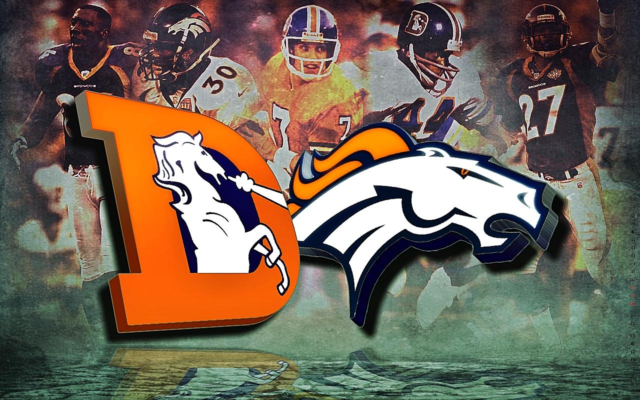 Denver Broncos HD background Denver Broncos wallpapers 1280x800
