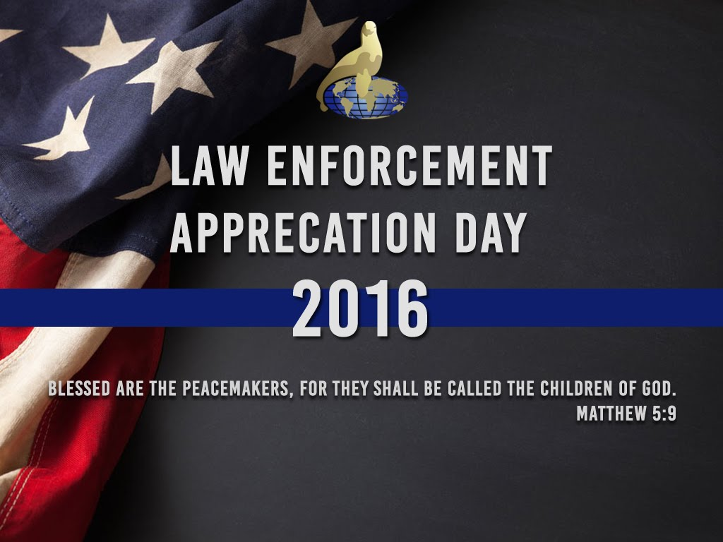 ES Law Enforcement Appreciation Day posted 12216 Our Lady of 1024x768