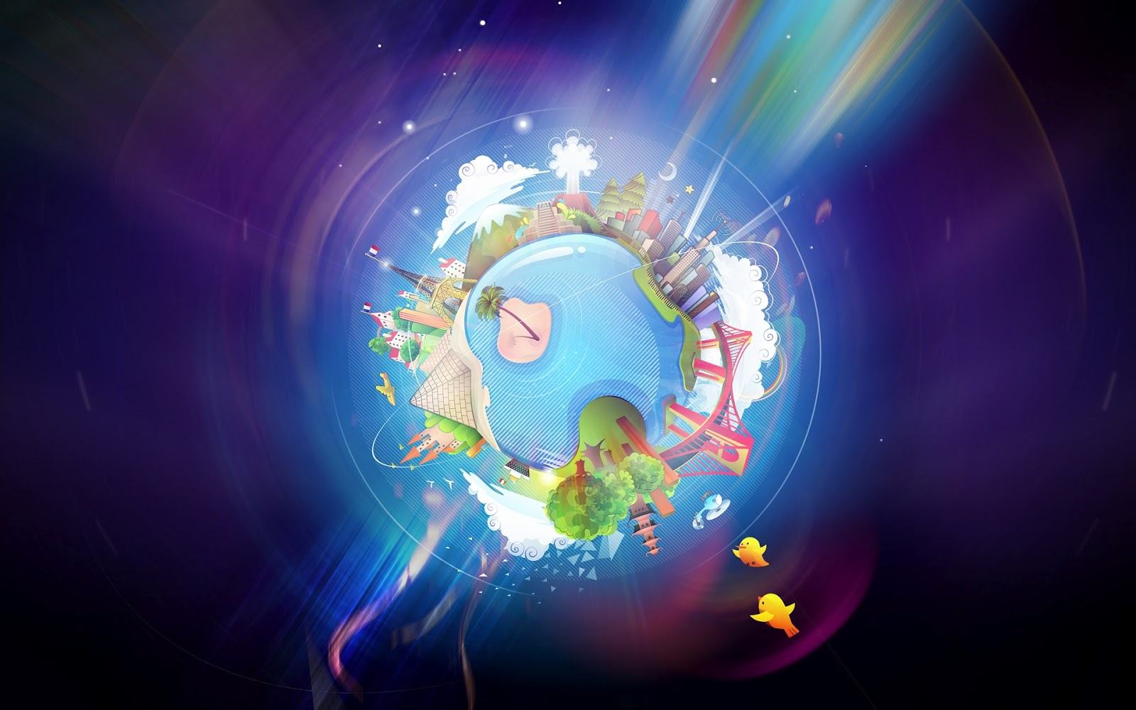 Earth Day Wallpaper HD Pictures One HD Wallpaper Pictures 1600x1000