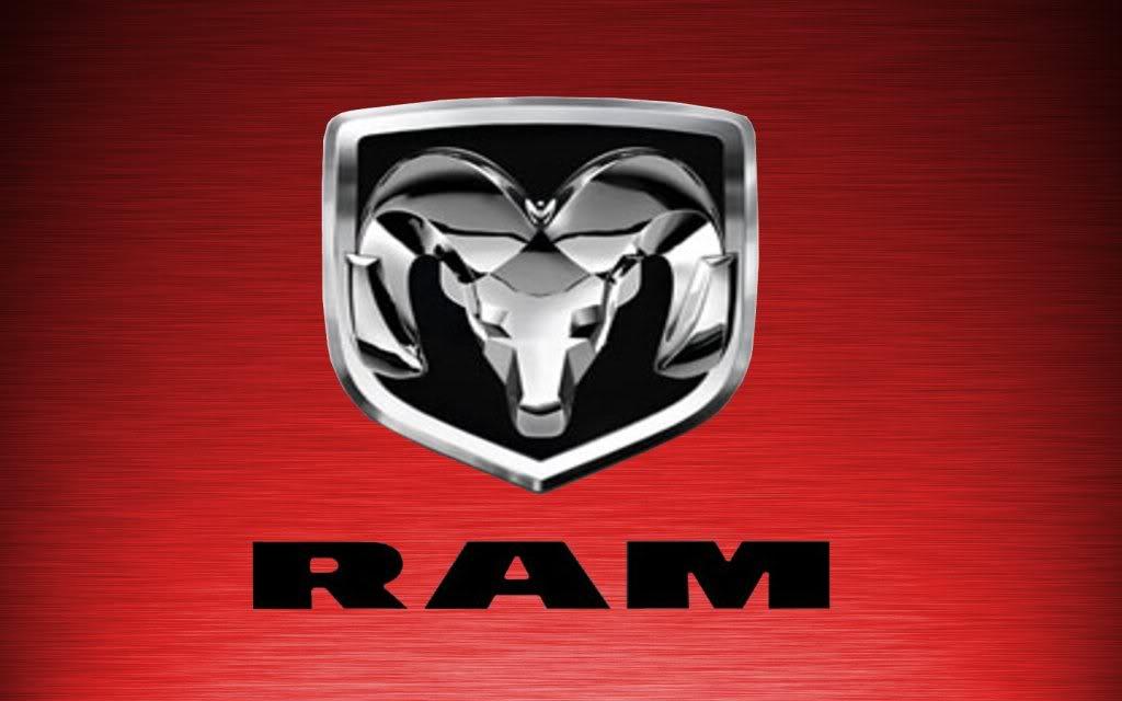 [46+] Dodge Ram Logo Wallpaper on WallpaperSafari