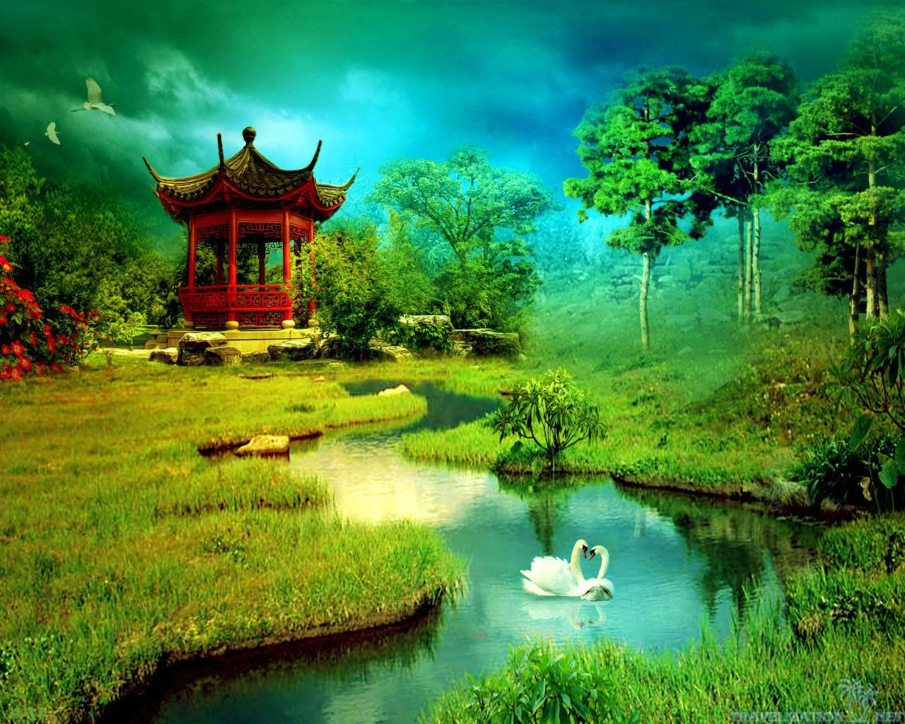 Japanese Nature Wallpapers